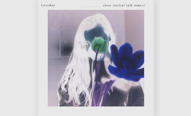 Loveday Gets An 80s-fied Remix From Initial Talk — LISTEN