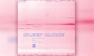"Max Styler Gears Up For Summer With ""Sleep Alone"" Featuring Ella Boh"