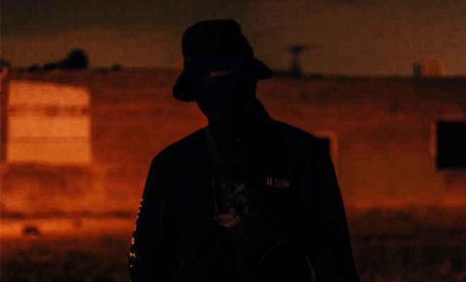 "GRAVEDGR Channels Famous Outlaw In New Track ""JESSE JAMES"""