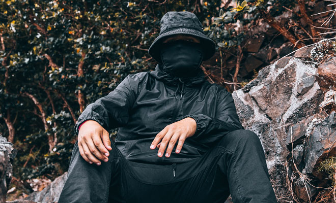 "Masked Mastermind GRAVEDGR Releases ""Rampage"" On Carnage's Heavyweight Records"