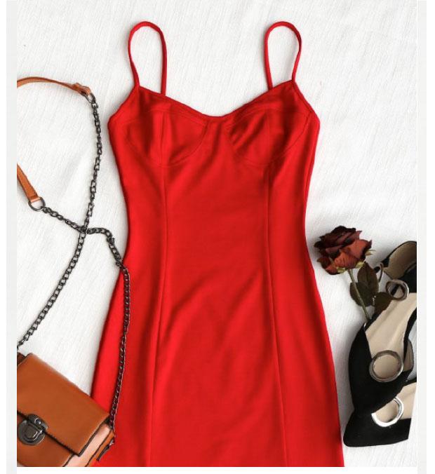 Slip Club Bodycon Dress