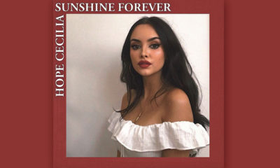 Hope Cecilia Gives Electro Pop Fans What They Want To Hear, The 'Forever Sunshine' EP