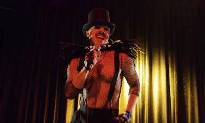 "Jake Shears Launches His Solo Career And Goes Disco For ""Creep City"""