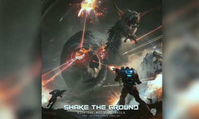 "Kill The Noise & Snails Release ""Shake the Ground"" On Newly Launched Slugz Music Label"