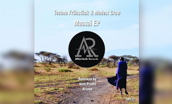 Techno Frühstück & Modest Crow Join Forces For New EP, 'Maasai'