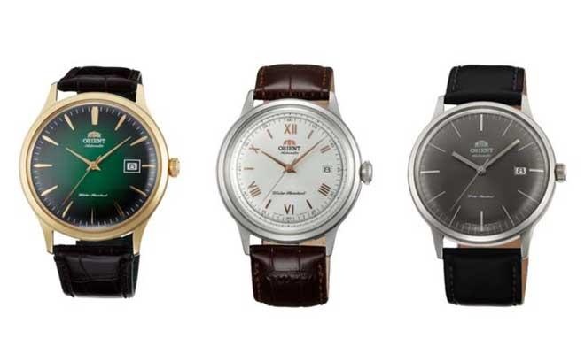 orient bambino watches