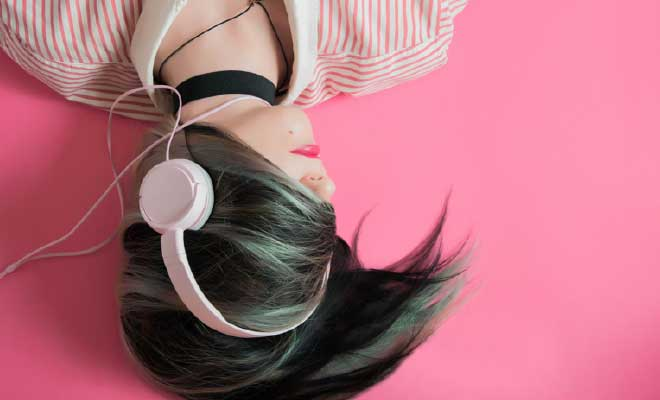 fashionable headphone