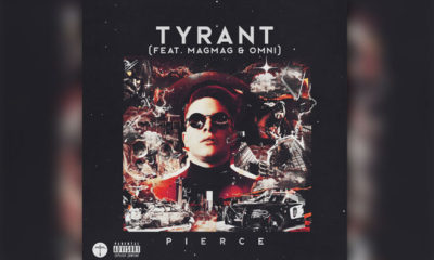 "PIERCE Drops Another Hint To His ""FLESH"" EP With New Track ""Tyrant"""
