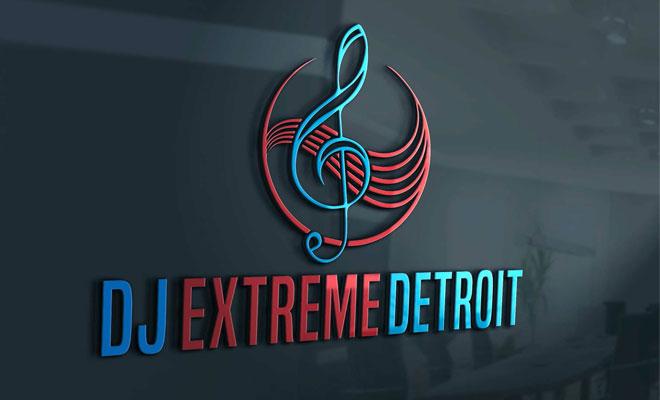 DJ Extreme Detroit logo