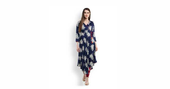 High- low kurti