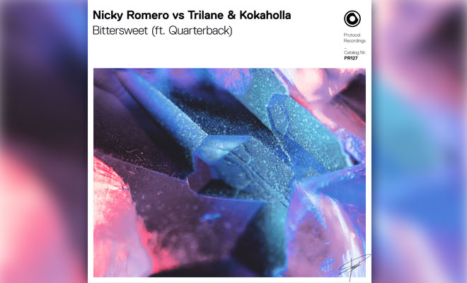 "Nicky Romero Goes Up Against Trilane, Kokaholla & Quarterback On Heartfelt Progressive Track ""Bittersweet"""