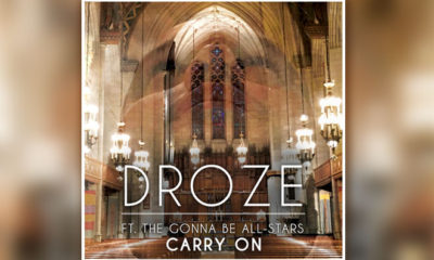 carry on DROZE