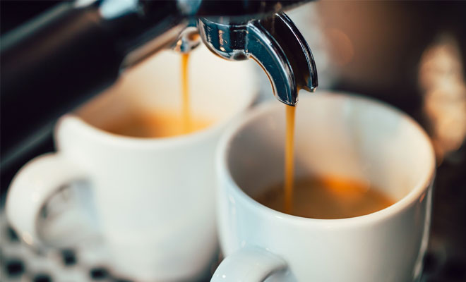 The Basic Facts Of Espresso Machine