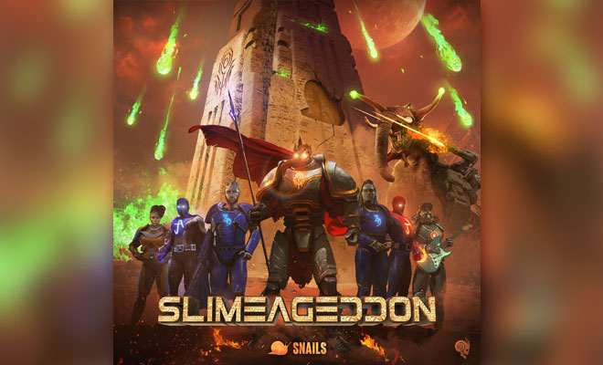 SLIMEAGEDDON EP