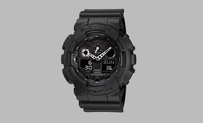 G-Shock GA 100 Military Series Watch