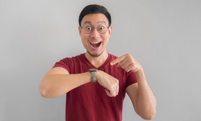 hottest japanese watches