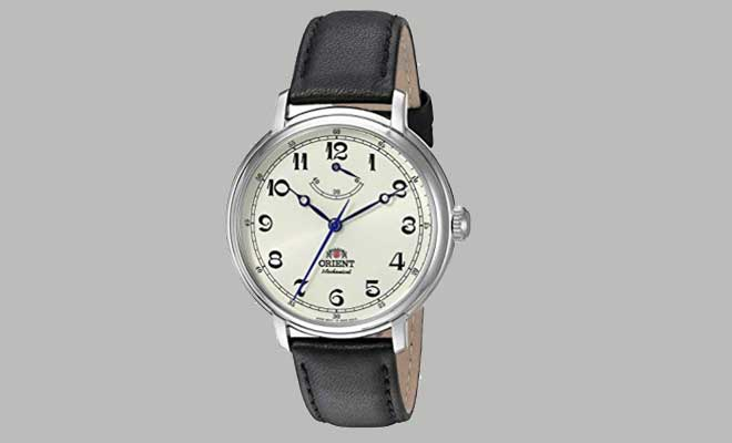 Orient Monarch Mechanical Hand Wind Watch
