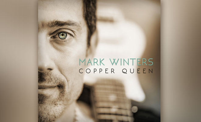 "Texas-based Musician Mark Winters Drops An Acoustic Jam, ""Copper Queen"""