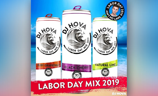 DJ Hova Drops 'Labor Day Mix 2019', The Jersey Shore's End