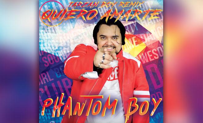 tarzan boy remix