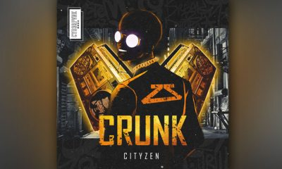 "Cityzen Releases Dirty, Driving House Track ""Crunk"" Out On CYB3RPVNK"