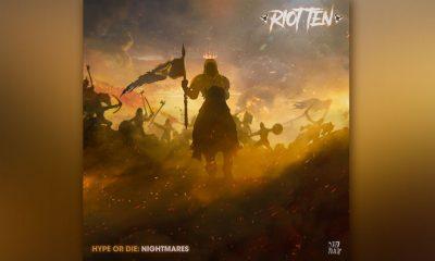 Riot Ten - Hype Or Die: Nightmares