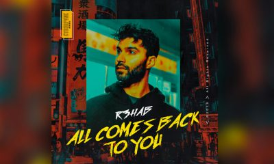 "R3HAB Releases Meaningful ""All Comes Back To You"""
