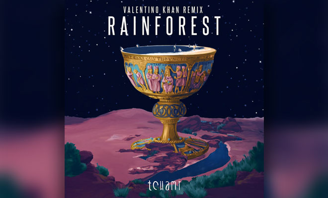 "Valentino Khan Remixes Tchami's ""Rainforest"", Out Now On Confession"