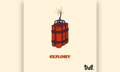 """Hey, DJ! Trst. Drops An """"Explosiv"""" Banger As A Free Download"""