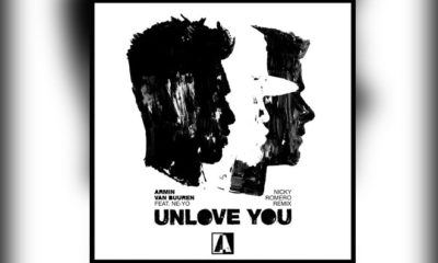 "Nicky Romero Remixes Armin van Buuren & Ne-Yo's ""Unlove You"""