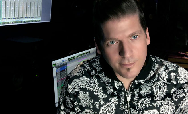 music producer richard robson