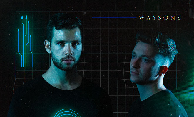 "Waysons Drop Groovy Experimental Track ""Royals"" On CYB3RPVNK"
