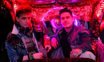 Steven Jones & Logan Sky