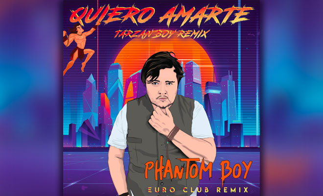 "Phantom Boy Previews Forthcoming ""Quiero Amarte"" Euro Club Mix"