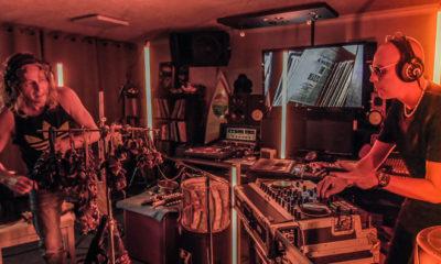 SUPER Afro House Live Session By Israel Kimchi & Gilad Dobrecky