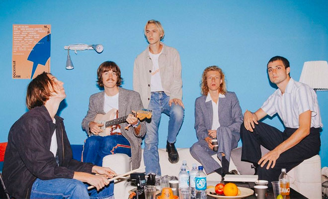 Aussie Electro-Pop Band Parcels Rock The Metro Theatre