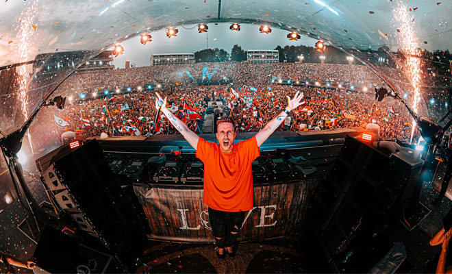 "Nicky Romero Drops ""I See"", First Track From Upcoming EP"