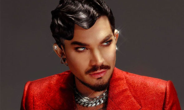 """Adam Lambert & Nile Rodgers' New Song, """"Roses"""" Is Funky As Hell!"""