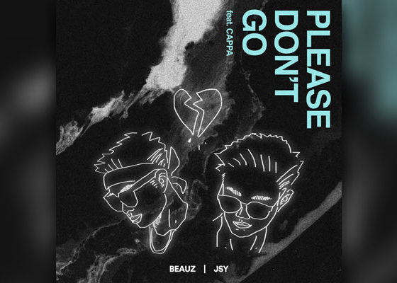 "BEAUZ Create Dance-Pop Version Of Mike Posner's ""Please Don't Go"""