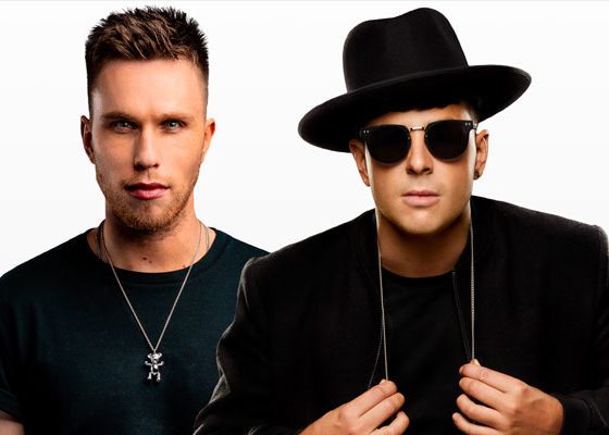 "Nicky Romero And Timmy Trumpet Join Forces For Club Track ""Falling"""
