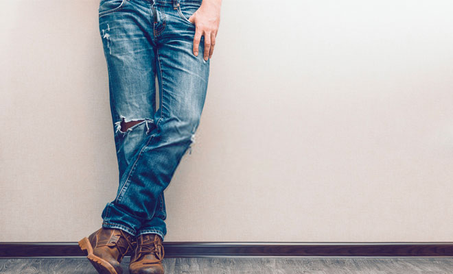 Fashion Advice For Men From The Waist Down