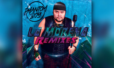 "Phantom Boy Announces International Tour + ""La Morena"" Remixes"