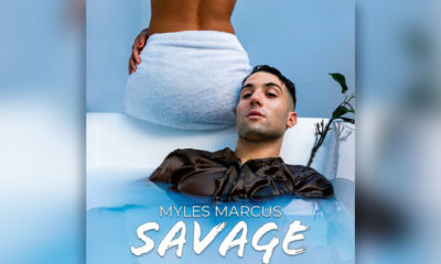 "Unbelievable Powerful Vocals! Take A Listen To Myles Marcus' ""Savage"""