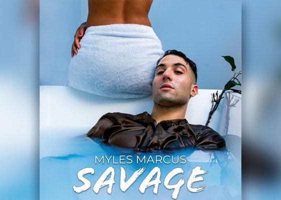 """Unbelievable Powerful Vocals! Take A Listen ToMyles Marcus' """"Savage"""""""