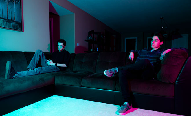 You Need To Hear This Brand New Synthwave Duo, Arrows