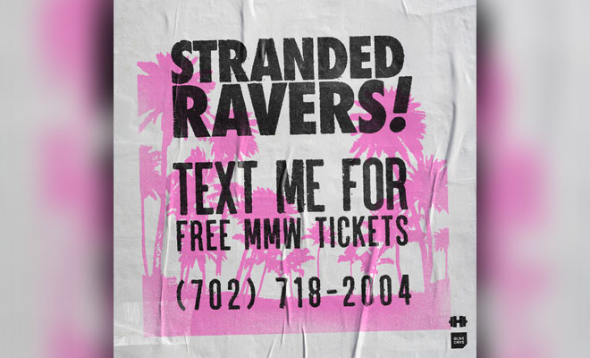 Text Carnage For A Free Ticket For His MMW's Royal Rumble Event