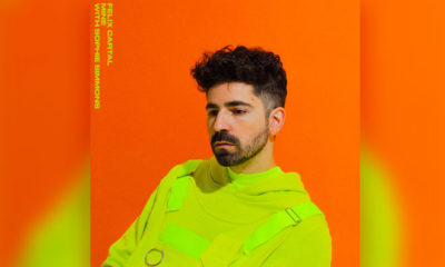 "Felix Cartal Drops ""Mine"", Featuring Sophie Simmons On Vocals — LISTEN"
