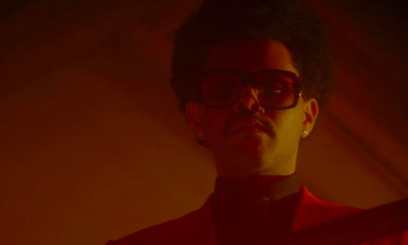 "Watch A Horror-Inspired Clip From The Weeknd, ""In Your Eyes"""