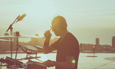 Israel Kimchi Can Make Your Jaw Drop With This Rooftop DJ Set!
