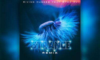 """Syed Ali Delivers Epic Remix To Eivind Husebø's """"Strange"""" — LISTEN"""